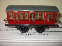 Hornby No.1 LMS Coach